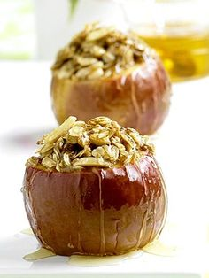 Whole apple apple crisp autumn-recipes