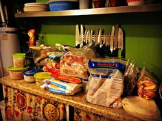 How to Shop Your Pantry to Save $$$ Each Month...