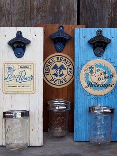 Add A Bar Coaster Wall Mount Bottle Opener