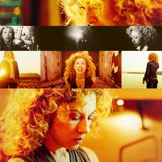 River Song. Oh, how much I adore this character that is the embodiment of strength and love and sacrifice.
