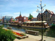 Bydgoszcz // Do you want to visit Bydgoszcz? check http://eltours.com/tailor-made-customized-tours