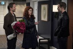 "Will And Grace - Three Wise Men - Review: ""The Father the Son and the Grandson"""