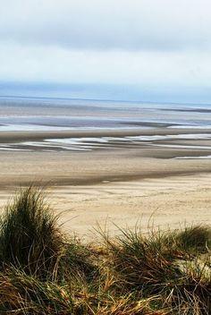 La plage sauvage du Touquet... #landscape #dune #promenade