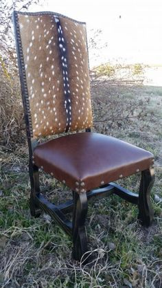 High Country Side Chair