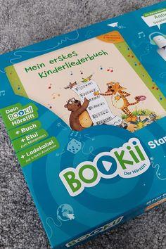 BOOKii Mein erstes Kinderliederbuch im Starterset mit Hörstift Starter Set, Popular Kids Songs, Growing Up, Parenting, School