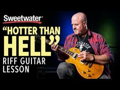 New video Kiss' Hotter Than Hell Intro | Guitar Lesson @SweetwaterSound on @YouTube