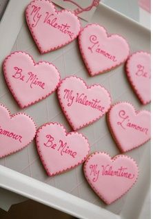#valentine's day #cookies