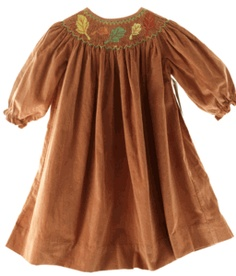 Smocked Fall Dresses Girls Clothing Girls Smocking
