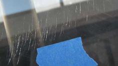 Conseils pour faire disparaître les rayures sur votre voiture