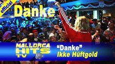 """Ikke Hüftgold """"Danke"""" - Ikke bedankt sich bei all seinen Fans, die ihn so weit gebracht haben. Dies ist das 100. Video auf dem Kanal MallorcaHitsTV. Ebenfalls vielen Dank an Euch Zuschauer! http://mallorcahitstv.de/2014/03/ikke-hueftgold-danke/"""