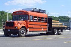 School Bus Camper, Rv Bus, Rv Truck, Big Rig Trucks, Gta 5, Camper Trailers, Campers, Converted Bus, Bus Living