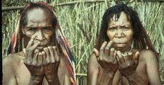 Ritual Tradisi Memotong Jari di Papua, TERNYATA INI tujuan nya ! APA Pandangan ISLAM ?