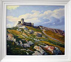 Cetatea Ràşnov -Albin Stanescu