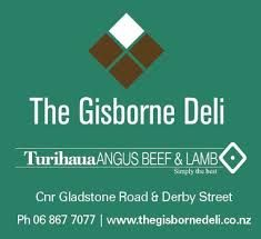 The Gisborne Deli - Great Food and Coffee  Phone 867 7077