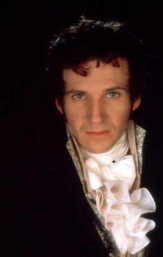 Ralph Fiennes as Eugene Onegin in Onegin