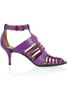 e0e3d88a283f Givenchy - Huarache-inspired leather sandals