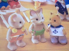 Sylvanian Family Clothing Japanese Pattern Book Full Size Uncut Patterns | eBay