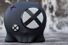 The BoomBotix Speaker with customizable skins