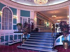 Old cavalier hotel virginia beach photos | Cavalier Hotel: Magificant Entry