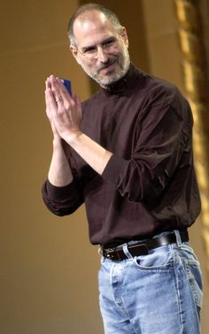 Steve Jobs Style Fashion & Looks - Best Celebrity Style