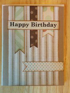 Mint Chocolate Birthday Card by Cindysnoopy on Etsy, $3.50