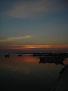 Mirada al amanecer