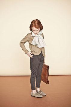 c826f5471e27ec French New Comers AW 12   MilK - Le magazine de mode enfant French Kids,