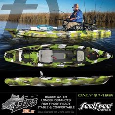 95 Best Kayak Fishing images  130765dfdf3ce