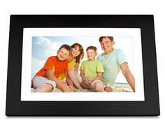 ViewSonic VFD1028W-11 10.1-Inch Digital Photo Frame