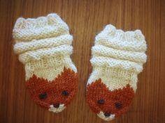 Woolen Socks, Sewing Box, Baby Knitting Patterns, Knitting Socks, Mittens, Ravelry, Diy And Crafts, Knit Crochet, Creations