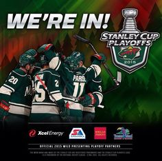 Stanley Cup Playoffs 2015 Wild