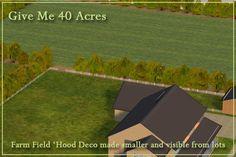 genlisae   Smaller Farm Field 'Hood Deco