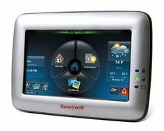 New-Honeywell Security Tuxedo Touch Color Graphic Touchscreen Keypad/ silver Security Alarm, Safety And Security, Home Security Systems, Security Camera, Honeywell Security, Alarm Companies, Security Equipment, Surveillance System, Home Automation