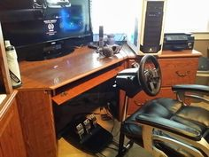 """""""I am really digging the Wheel Stand Pro. Works as advertised. Bring on Project CARS"""".  Cheers Scott!"""