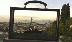 Arte atrás de cada esquina em Florença - Porque Estudar Arte na Itália? Cursos de Arte em uma Escola Vivente