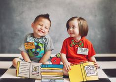 cuuuute! Lindy Christopher | Blog: Bookworms | Vol.25 Printable Props | Lindy Christopher