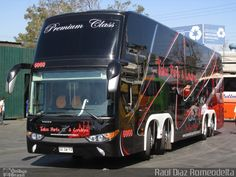 Ônibus da empresa Talca París y Londres, carro 6060, carroceria Modasa Zeus III, chassi Volvo B420R. Foto na cidade de - por Raúl Díaz Romeodelta, publicada em 06/09/2016 17:40:29.