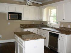 Renovated 1920's kitchen