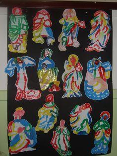 """""""Le linee di Maria"""" Percorsi di ricerca per l'VIII Biennale d'arte del Bambino"""
