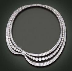 Necklace, Harry Winston