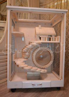 Rattenkäfig selbst gebaut   Mission Rattenkäfig   Frettchen käfig, Chinchilla käfig und Rattenkäfig