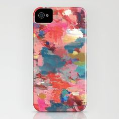 gorgeous iPhone cases from artist Jenny Vorwaller