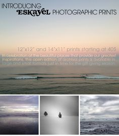 New Photographic Prints available