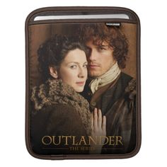 Outlander | Jamie & Claire Embrace Photograph Sleeve For iPads Outlander Gifts, Emoji Patterns, Personalized Birthday Gifts, Jamie And Claire, Ipad Sleeve, Customized Gifts, Custom Gifts, Jamie Fraser, Ipad Mini