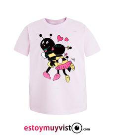Regalo original para San Valentín. Personaliza las camisetas de los más pequeños de la casa.