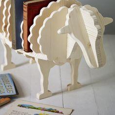 Book Shelf by http://www.rowenandwren.co.uk/servlet/the-275/Baa-dsh-Baa-Book-Shelf/Detail#