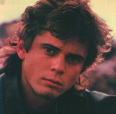 The Outsiders Cast, The Hitcher, Imagines Tumblr, Collage Pictures, Hottest Guys, Cult, Tommy Boy, Mean Girls, Vintage Beauty