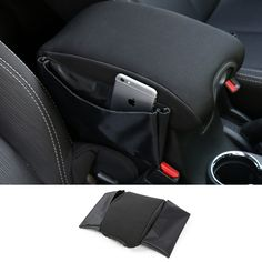 Center Armrest Console Pad Cover for Jeep Wrangler Unlimited Rubicon JK Sahara Protective Cover Cushion with Convenient Storage Bag Jeep Wrangler Renegade, 2011 Jeep Wrangler, Jeep Wrangler Unlimited, Top Sports Cars, Cheap Sports Cars, Jeep Wrangler Interior, Jeep Wrangler Accessories, Subaru Forester, Jeep Life