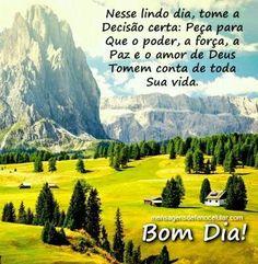 A VIDA RECOMEÇA TODOS OS DIAS!!! MENSAGENS... E Farm, Good Afternoon, Color Of Life, Travel, Instagram, Charlie Brown, Portugal, Washington, Internet