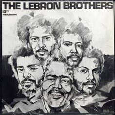 La Hora Faniática - Anniversary de The Lebron Brothers Latin Music, Jazz Music, New Music, Puerto Rican Music, Musica Salsa, Funk Bands, Salsa Music, Puerto Rico History, Trumpet Players